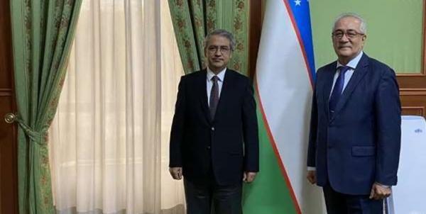 ملاقات مقامات ازبکستان و ترکیه؛ افغانستان محور مذاکرات