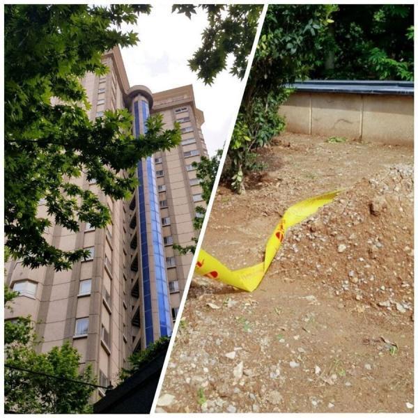 دبیر اول سفارت سوئیس در ایران،خودکشی کرده است؛جسدم را بسوزانید، عکس