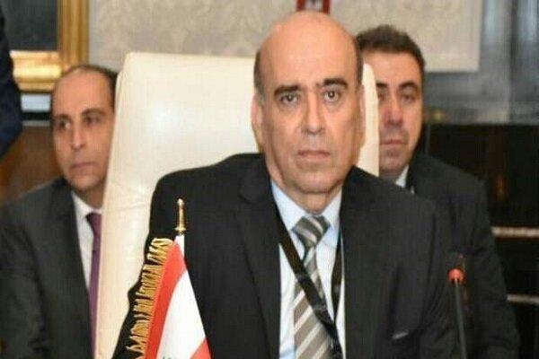 استعفانامه خود را تقدیم عون کردم، مصلحت لبنان را مدنظر قرار دادم