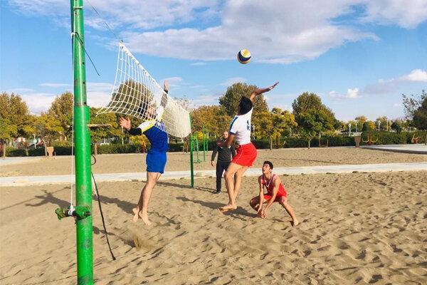 سلاق سرمربی تیم ملی والیبال ساحلی ایران شد