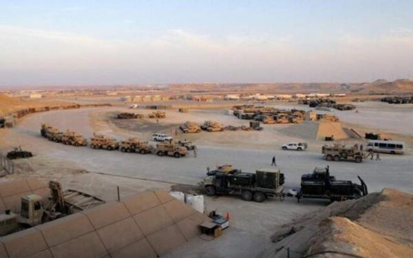 حمله 2 پهپاد به پایگاه نظامیعین الاسد عراق