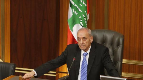 رئیس مجلس لبنان: تسلیم اوضاع بلاتکلیف نخواهم شد