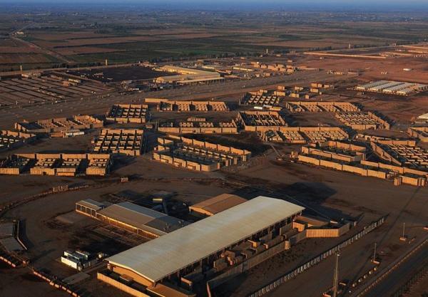 حمله راکتی به پایگاه هوایی بلد در شمال بغداد