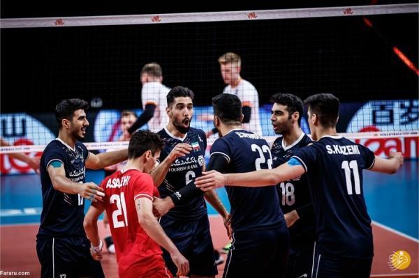 اولین برد ایران با آلکنو