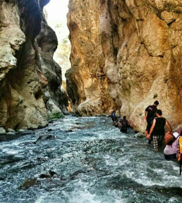 طبیعت حیرت انگیز دره زمان پلور