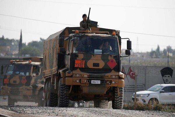 نیروهای ترکیه تا عمق 9 کیلومتری عراق به پیش آمده اند