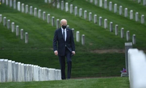 بایدن: افغانستان دیگر جایی نیست که سربازان آمریکایی در آن بمانند