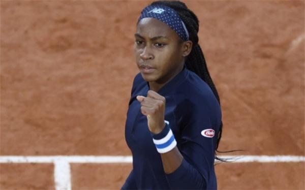 تنیس اوپن فرانسه؛صعود اعجوبه 17 ساله ادامه دارد