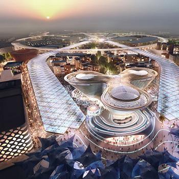نمایشگاه اکسپو 2020 دبی دری به روی مدرنیته