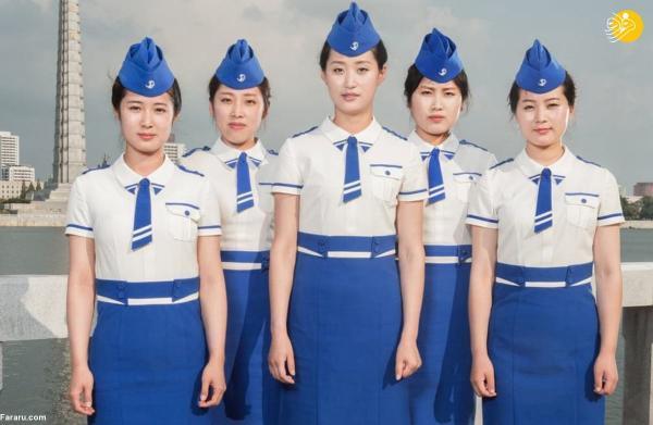 پرتره هایی از مردم معمولی کره شمالی