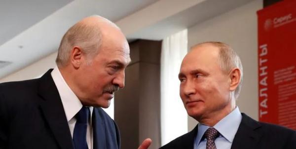 پوتین خطاب به لوکاشنکو؛ همیشه بر حمایت روسیه حساب کنید