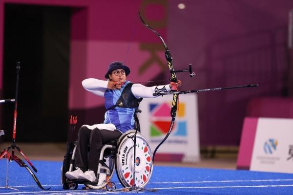 پارالمپیک توکیو، زهرا نعمتی فینالیست شد