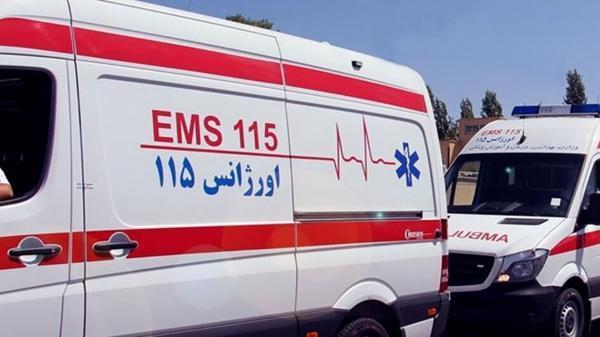 سیصد هزار تماس تلفنی در سال با اورژانس هرمزگان