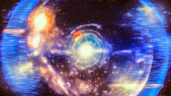 حل معمای انبساط دنیا با یاری نوع جدیدی از انرژی تاریک