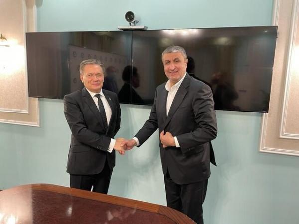 تور روسیه: رایزنی ایران و روسیه درباره توسعه همکاری های هسته ای صلح آمیز